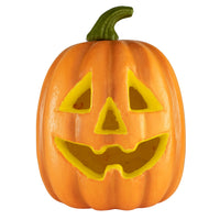 Jaunty Jack Lifesize Led Pumpkin