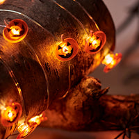 Halloween Pumpkin Micro Lights