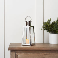 Miners Stainless Steel Battery Candle Lantern