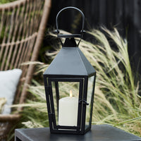 Cairns Black Garden Lantern