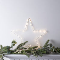Osby Small Star Window Light