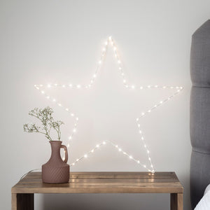 Osby Large Star Window Light