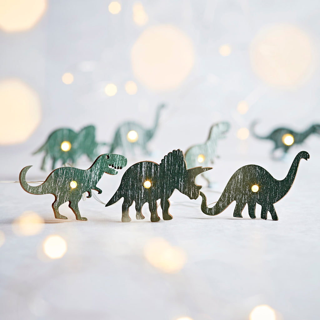 20 Dinosaur Micro Fairy Lights Amp Lights4fun Co Uk