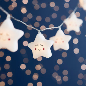 12 Children's Star Fairy Lights