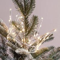 Crown Light Up Christmas Tree Topper