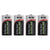 C Ultra Alkaline Batteries - Pack Of 4