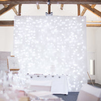 288 White Led Connectable Curtain Light 2M X 3M