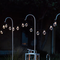 20 Warm White Carnival Plug In Festoon Lights