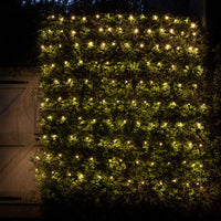 140 Warm White Led Outdoor Net Light 2 X 2M