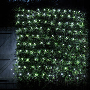 140 White LED Outdoor Net Light 2 x 2m