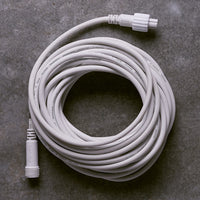 PRO Series White 5m Extension Cable