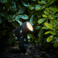 4 x 1W LED Solar Spotlight Kit