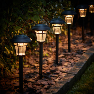 6 Richmond Solar Stake Lights