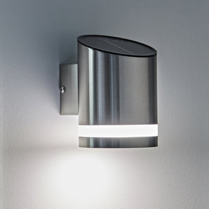 Truro Solar Outdoor Wall Light