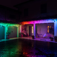 5m 190 LED Twinkly Smart App Controlled Icicle Lights Special Edition