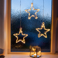 Malmo Battery Led Window Star Lights