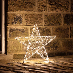 Medium Outdoor LED Star Light