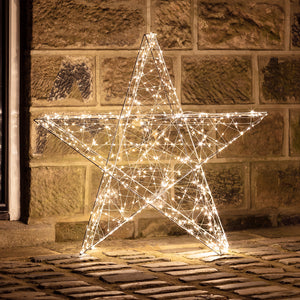Large Outdoor LED Star Light