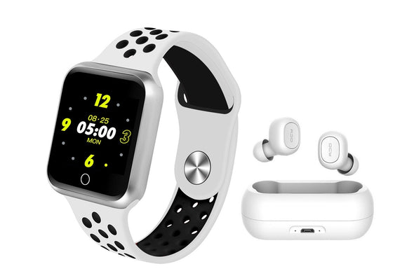 Bundle Smart Watch S226 + Earphone TS1 Fitness - Ilha das Compras