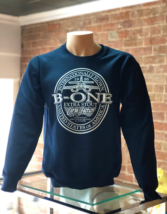 B-ONE Extra Stout Crewneck Sweatshirt