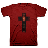 Light of the World Cross Unisex T-Shirt