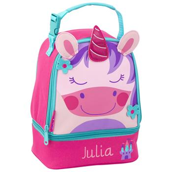 Personalized 3D Unicorn Lunch Pal by Stephen Joseph