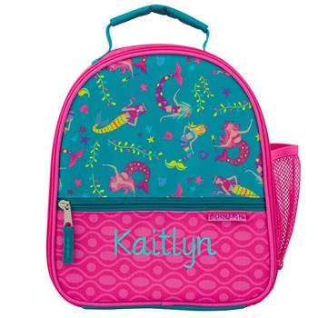 Personalized Mermaid Lunchbox
