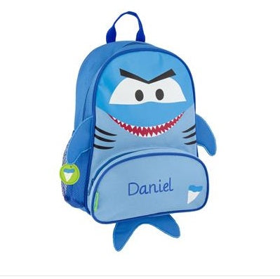Personalized 3D Shark Backpack by Stephen Joseph