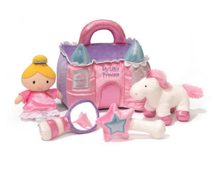 Personalized My Princess Castle Playset by Gund