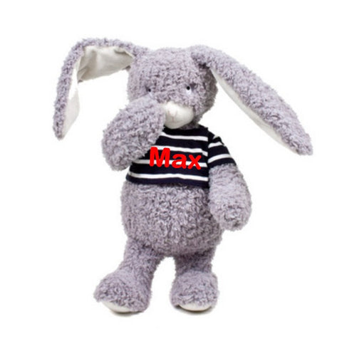 Personalized First Mate Max Bunny