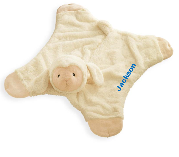 Personalized Lamb Comfy Cozy by Gund