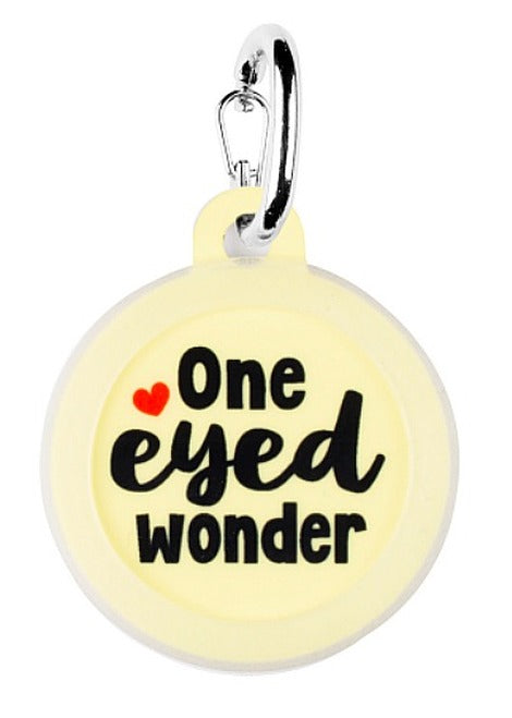 One Eyed Wonder - Pet ID Tag