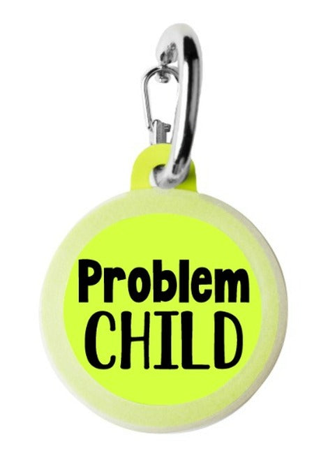 Problem Child - Pet ID Tag
