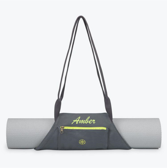 Personalized Giaim On-the-Go Yoga Mat Bag