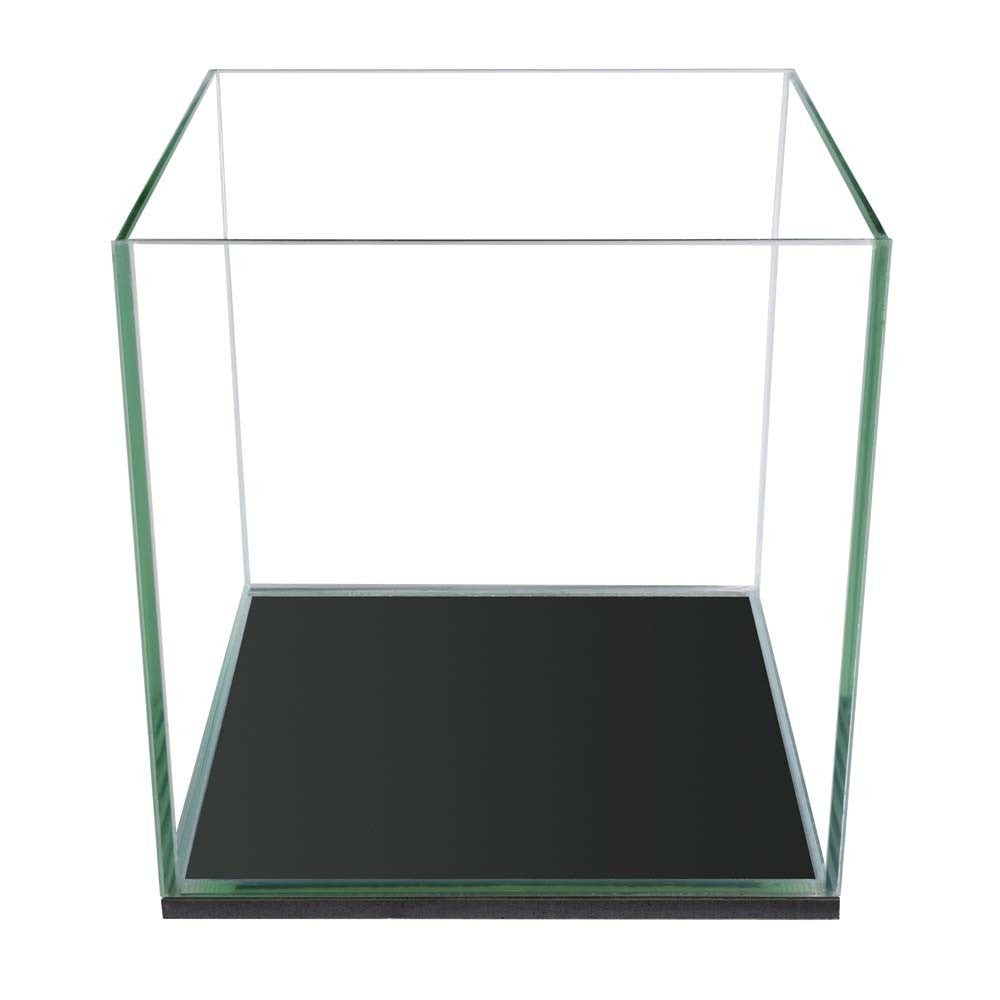 Aqueon frameless tank cube size 1 with top
