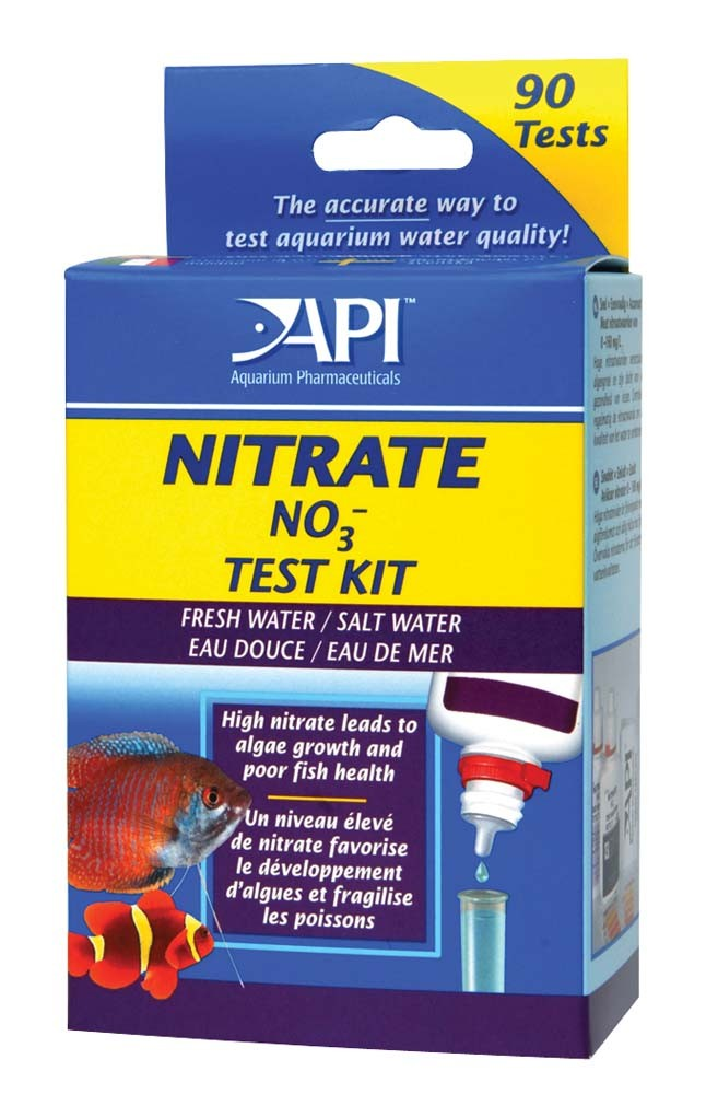 API Fresh/Saltwater Nitrate Test Kit