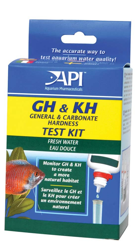API Freshwater GH & KH (Hardness) Test Kit