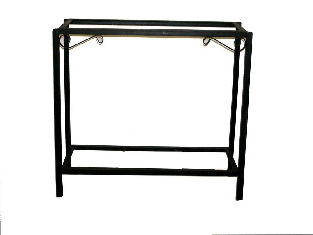 Tropical Iron Wrought Iron Aquarium Stand 20G 24in. x 12in.