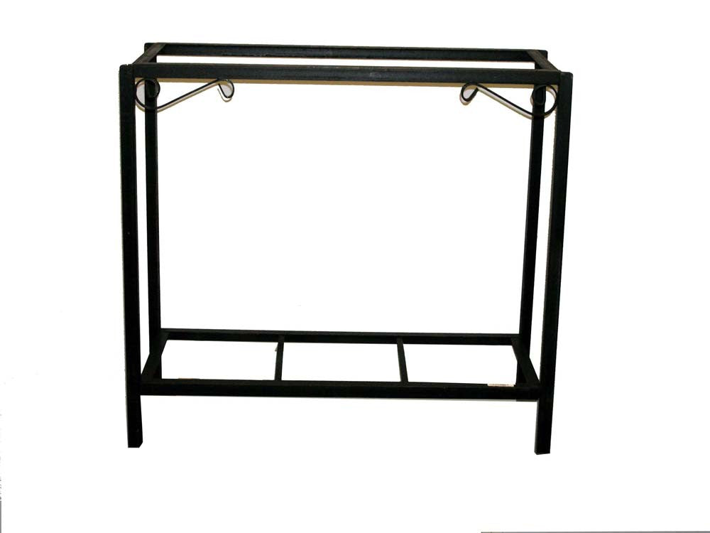 Tropical Iron Wrought Iron Aquarium Stand 29G 30in. x 12in.