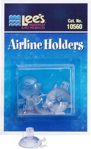 Lee's Airline Suction Cups 6pk