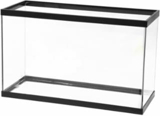 Aqueon 29 gallon aquarium black 30x12x18