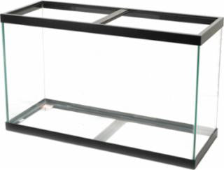 Aqueon 65 Gallon Aquarium Black 36x18x24