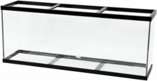 Aqueon 150 gallon aquarium black 72x18x28