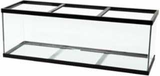 Aqueon 180 Gallon Aquarium Black 72x24x24