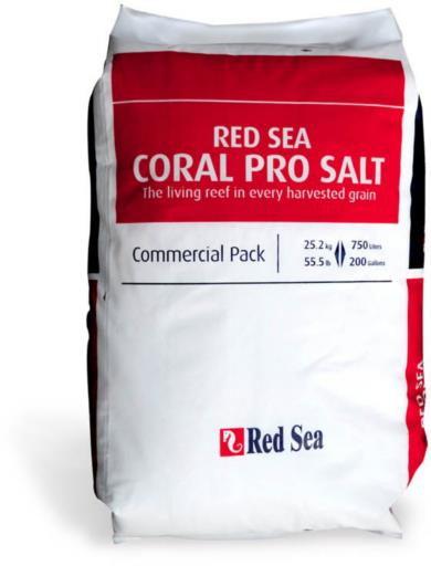 Red Sea Coral Pro Red Sea Salt 200 Gallon (Bag)