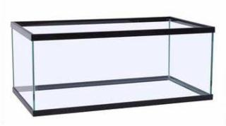 20G Marineland Tank Long Black 30x12x12