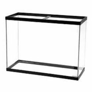 37 Gallon Marineland Tank Black 30x12x22