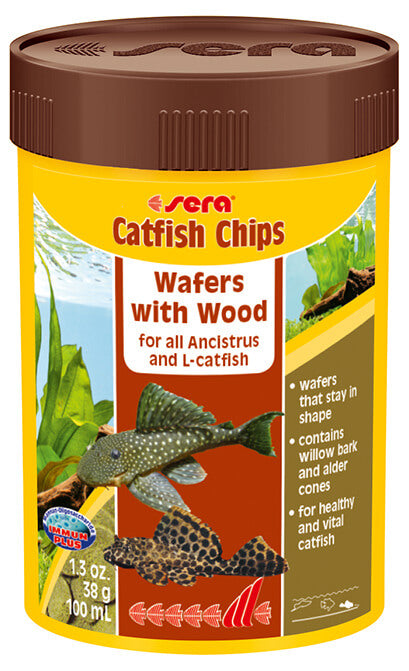 Sera Catfish Chips 100ml
