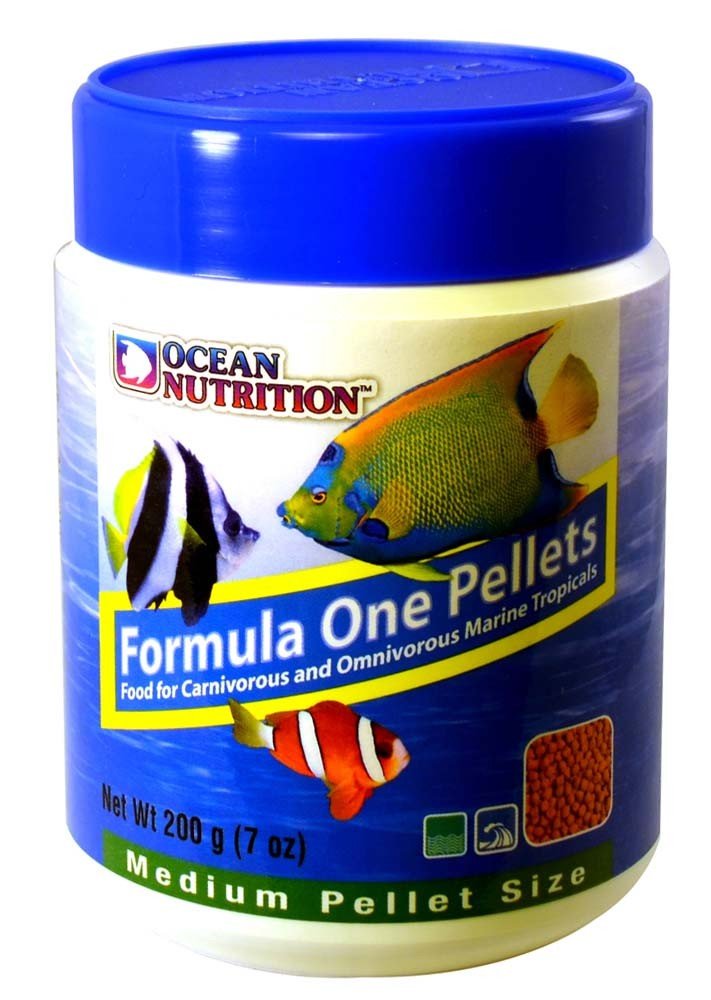 Ocean Nutrition Formula One Marine Medium 7 oz.