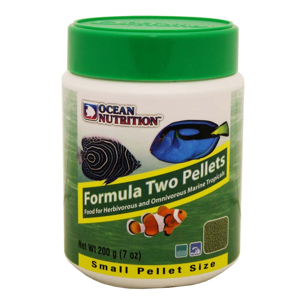 Ocean Nutrition Formula Two Marine Pellet Small 7 oz.